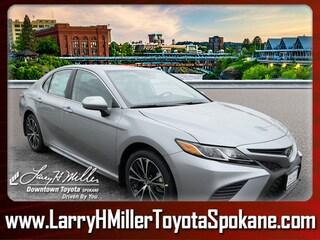 New 2019 Toyota Camry SE Sedan for sale near you in Spokane WA