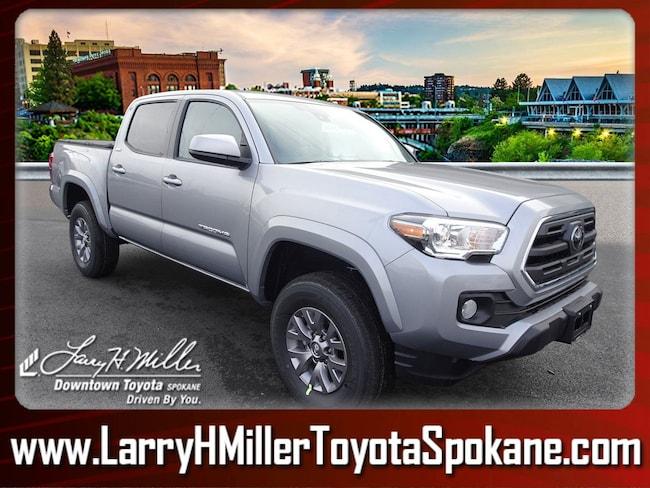 New 2019 Toyota Tacoma SR5 V6 Truck Double Cab for sale near you in Spokane, WA