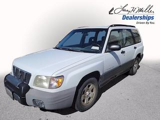 Used 2002 Subaru Forester L SUV JF1SF63562H750689 for sale near you in Spokane WA
