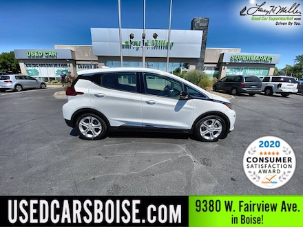 Featured Used 2017 Chevrolet Bolt EV LT Wagon for sale near you in Boise, ID