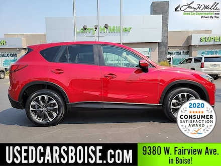 Featured Used 2016 Mazda Mazda CX-5 Grand Touring (2016.5) SUV for sale near you in Boise, ID