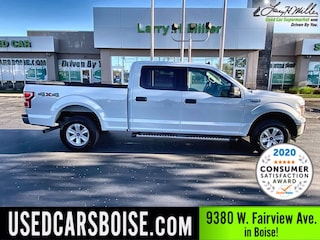 Used 2020 Ford F-150 Truck SuperCrew Cab for sale near you in Boise, ID