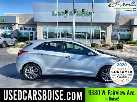 Featured Used 2016 Hyundai Elantra GT Base Hatchback for sale near you in Boise, ID