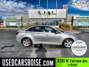2016 Chevrolet Cruze Limited 2LT Auto Sedan