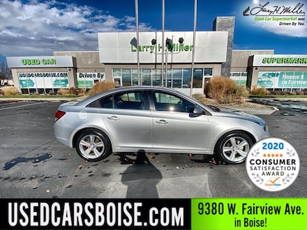 Featured Used 2016 Chevrolet Cruze Limited 2LT Auto Sedan for sale near you in Boise, ID
