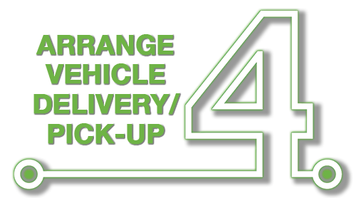 Arrange Vehicle Delivery or Touch-Free Pick-up from the dealership