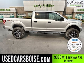 Used 2018 Ford F-150 Truck SuperCrew Cab for sale near you in Boise, ID
