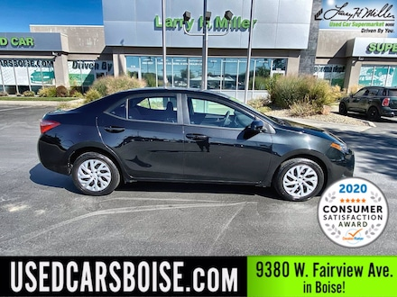 Featured Used 2019 Toyota Corolla LE Sedan for sale near you in Boise, ID