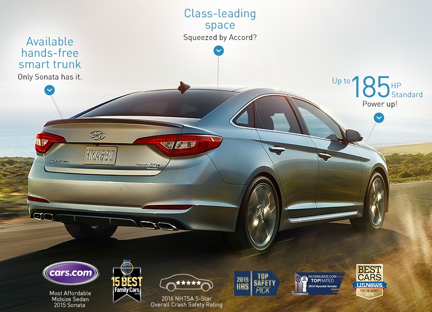 2016 Hyundai Sonata Awards -