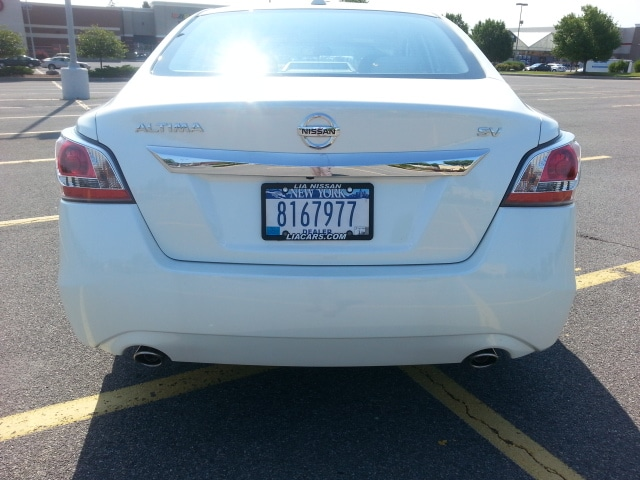 2015 Nissan Altima New Car Review Lia Nissan Enfield Ct