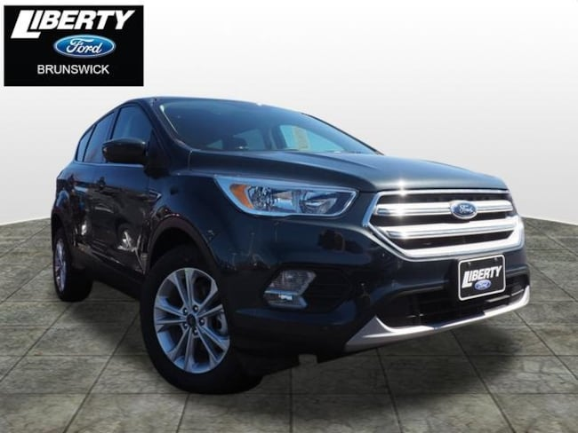 New 2019 Ford Escape SE SUV Maple Heights
