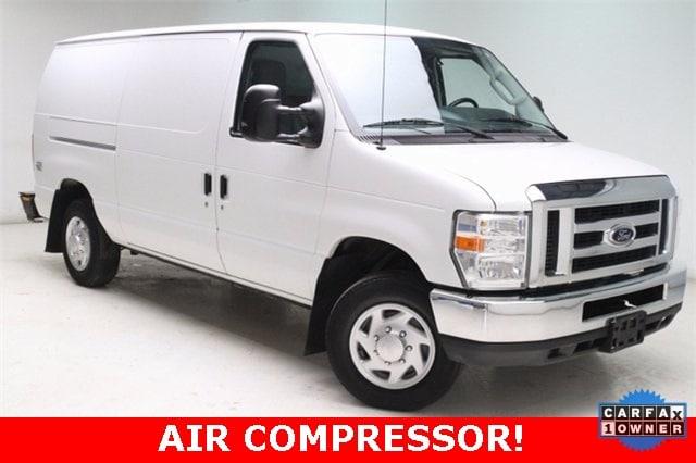2011 Ford E-150 Commercial Van Cargo Van