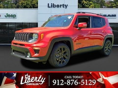 New 2019 Jeep Renegade ALTITUDE FWD Sport Utility ZACNJABB2KPJ93253 for Sale in Hinesville, GA at Liberty Chrysler Dodge Jeep Ram