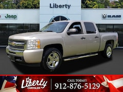2009 Chevrolet Silverado Hybrid LS 4X4 Truck for Sale in Hinesville, GA at Liberty Chrysler Dodge Jeep Ram