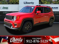 New 2019 Jeep Renegade ALTITUDE FWD Sport Utility ZACNJABB9KPJ75347 for Sale in Hinesville, GA at Liberty Chrysler Dodge Jeep Ram