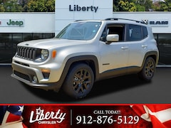 New 2019 Jeep Renegade ALTITUDE FWD Sport Utility ZACNJABB1KPJ74421 for Sale in Hinesville, GA at Liberty Chrysler Dodge Jeep Ram