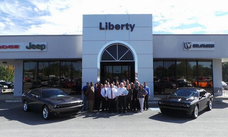 Auto Parts Center | Liberty CDJR | Hinesville & Savannah, GA