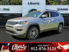 New 2019 Jeep Compass SUN & WHEEL FWD Sport Utility for Sale in Hinesville, GA at Liberty Chrysler Dodge Jeep Ram