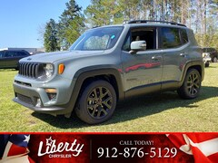 New 2019 Jeep Renegade ALTITUDE FWD Sport Utility ZACNJABB0KPJ78718 for Sale in Hinesville, GA at Liberty Chrysler Dodge Jeep Ram