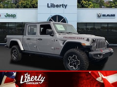 New 2020 Jeep Gladiator RUBICON 4X4 Crew Cab for Sale in Hinesville, GA at Liberty Chrysler Dodge Jeep Ram