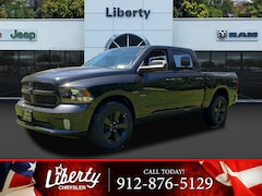 New 2019 Ram 1500 Classic EXPRESS CREW CAB 4X4 5'7 BOX Crew Cab for Sale in Hinesville, GA at Liberty Chrysler Dodge Jeep Ram