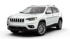 New 2021 Jeep Cherokee LATITUDE PLUS FWD Sport Utility 1C4PJLLB9MD211769 for Sale in Hinesville, GA at Liberty Chrysler Dodge Jeep Ram