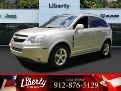 Used 2014 Chevrolet Captiva Sport LT 1LT SUV for Sale in Hinesville, GA at Liberty Chrysler Dodge Jeep Ram
