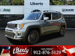 New 2019 Jeep Renegade ALTITUDE FWD Sport Utility ZACNJABB6KPJ76326 for Sale in Hinesville, GA at Liberty Chrysler Dodge Jeep Ram