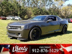 Used 2011 Chevrolet Camaro LS Coupe for Sale in Hinesville, GA at Liberty Chrysler Dodge Jeep Ram