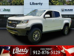 Used 2018 Chevrolet Colorado Truck for Sale in Hinesville, GA at Liberty Chrysler Dodge Jeep Ram