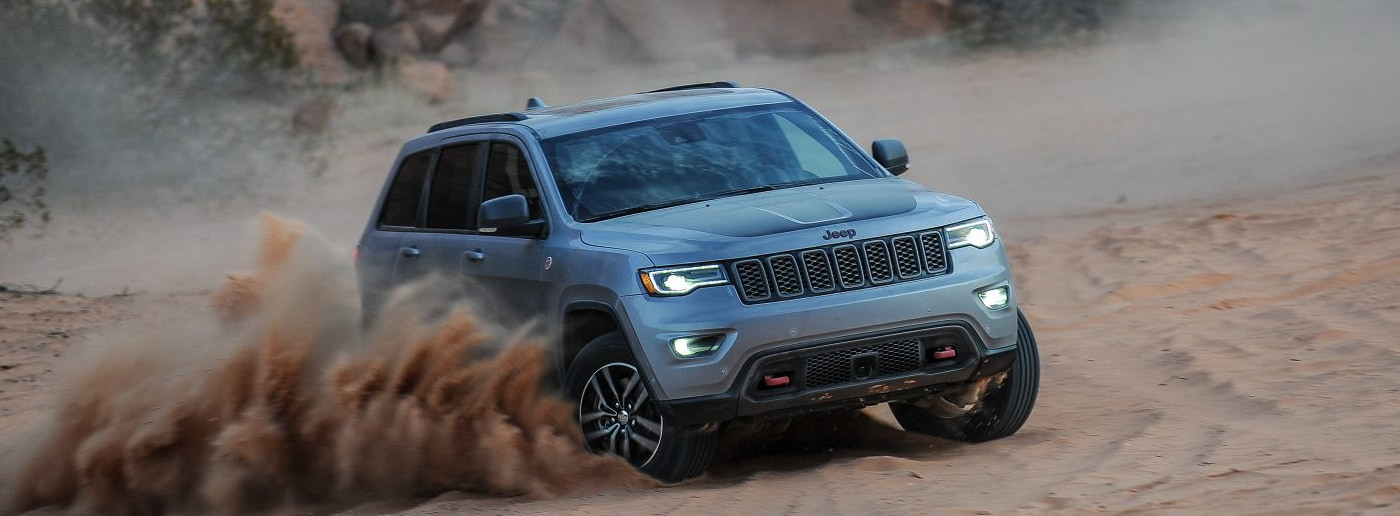 Good 2018 Jeep Grand Cherokee