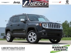 2018 Jeep Renegade LIMITED 4X4 Sport Utility