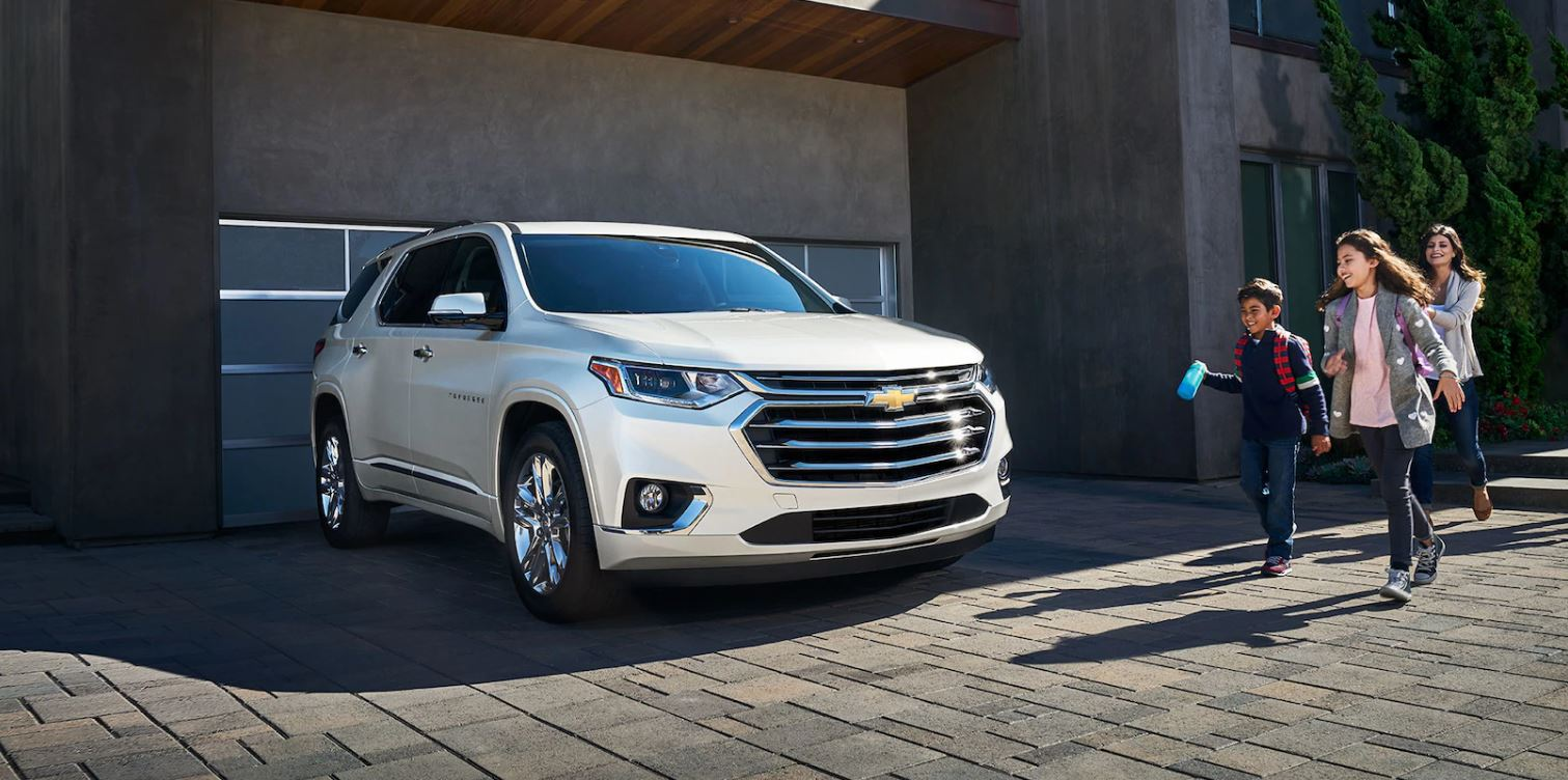 2019 Chevy Traverse Model Review Liberty Chevrolet Fuel Filter The