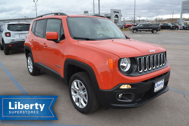 new 2018 jeep renegade latitude 4x4 for sale rapid city sd. Black Bedroom Furniture Sets. Home Design Ideas