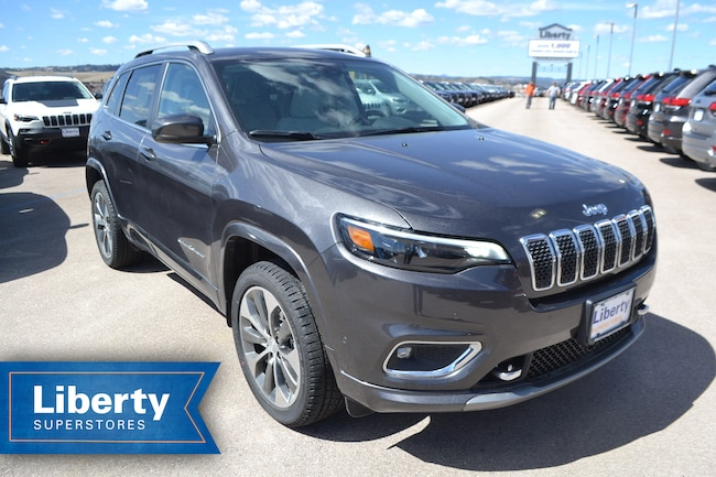 New 2019 Jeep Cherokee For Sale at Liberty Chrysler Dodge Jeep Ram
