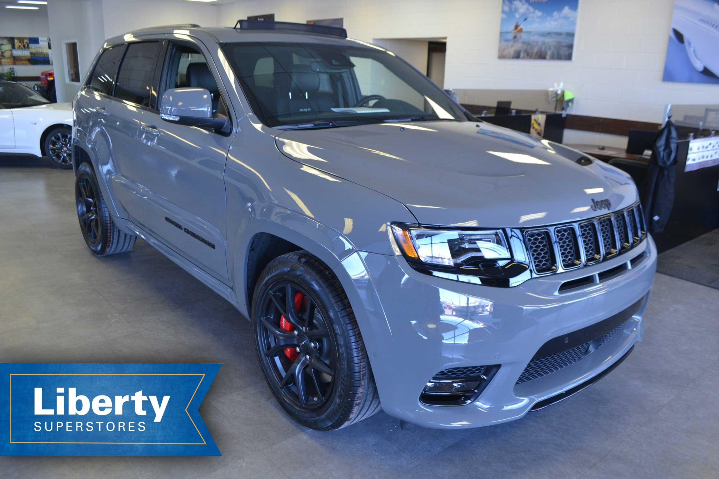 2019 Jeep Grand Cherokee SRT 4X4 Sport Utility