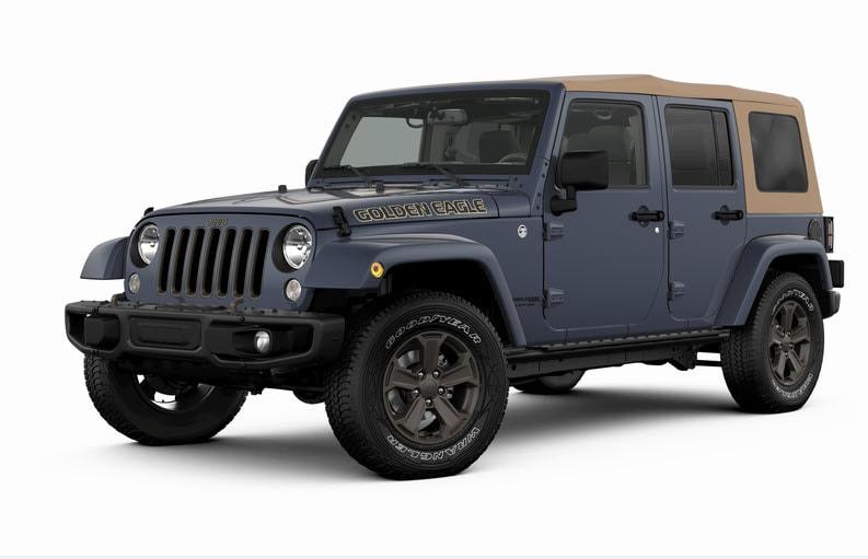 Wrangler Sport Trim. The Jeep ...