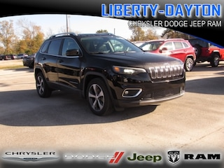 2020 Jeep Cherokee LIMITED FWD Sport Utility