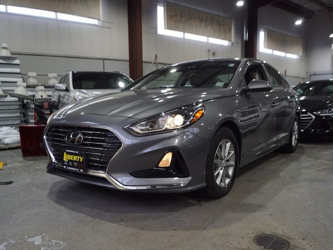 Certified 2018 Hyundai Sonata SE w/SULEV Sedan For Sale in Ramsey, NJ
