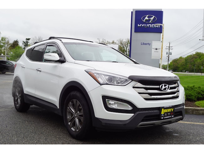Used 2013 Hyundai Santa Fe Sport SUV For Sale in Ramsey, NJ