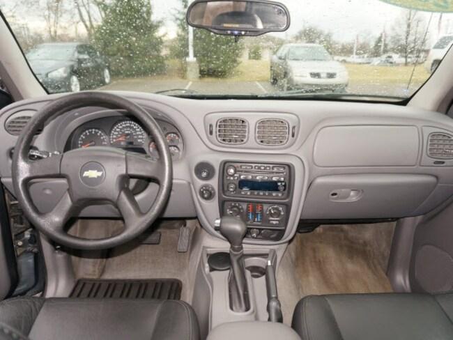 2005 Used Chevrolet Trailblazer For Sale Novi Near Soutfield