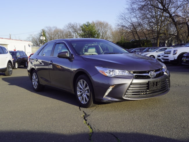 Used 2016 Toyota Camry XLE LE  Sedan For Sale in Ramsey, NJ