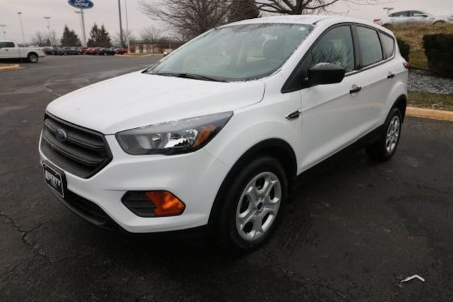 New 2019 Ford Escape S SUV Maple Heights