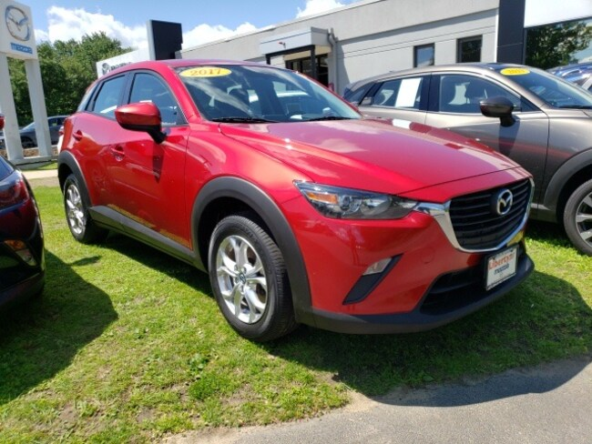 2016 Mazda CX-3 Touring Premium Package SUV