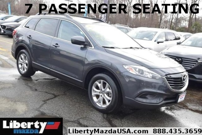 2014 Mazda CX-9 Touring 7 Passenger/ Leather Seats SUV
