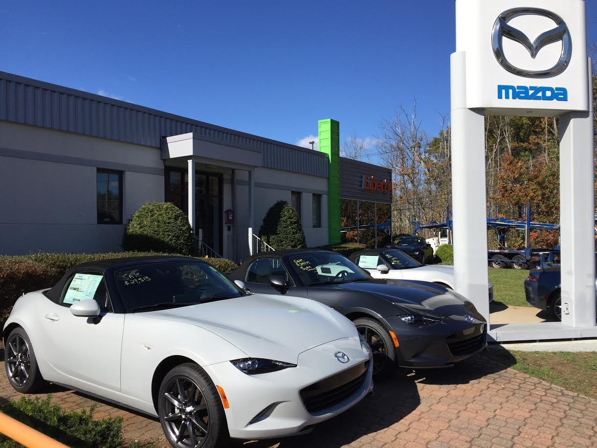 About Liberty Mazda | Wakefield, MA Mazda Sales