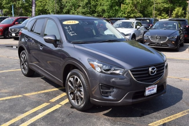 2016 Mazda CX-5 Grand Touring Tech Package SUV