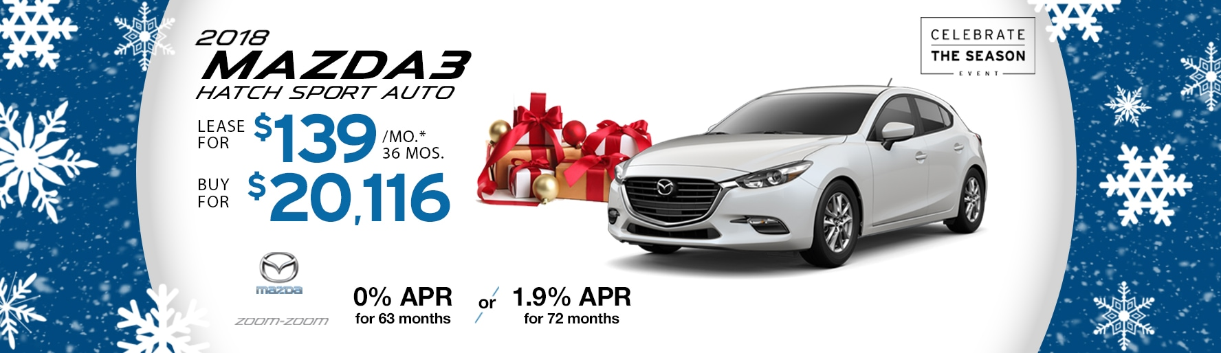 New Mazda Lease and Sale fers in Wakefield MA