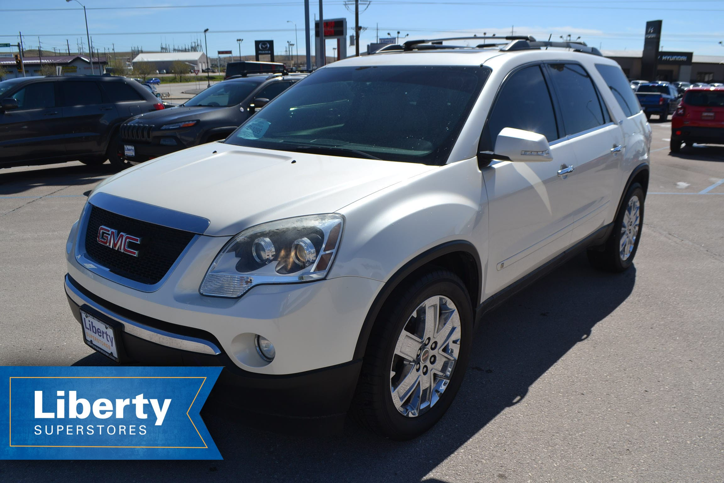 Used 2010 GMC Acadia For Sale at Liberty Superstores | VIN