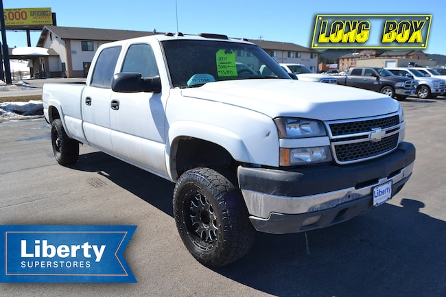 Used 2005 Chevrolet Silverado 3500 For Sale At Liberty Superstores